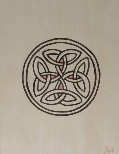 Les Entrelacs Celtes 1