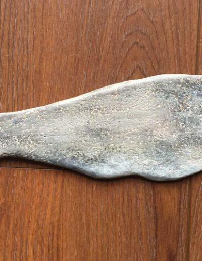 Tableaux poissons terre cuite 8